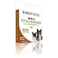 Biospotix - Collier Répulsif pour Chiot et Petit Chien 38cm