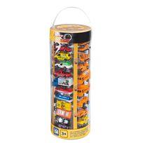 SPEEDTRACK - Tube 50 voitures - 45000PDQ