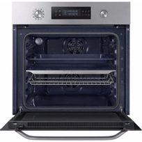 Samsung - Nv66M3571BS - Four électrique encastrable - Chaleur pulsée - 66L - Pyrolyse - A - Inox