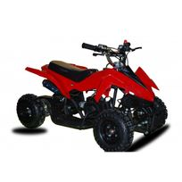 Fsm - Pocket Quad 49cc 2T Rouge Raptor