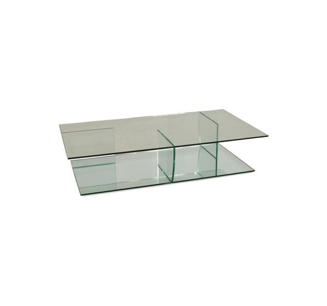 CHLOE DESIGN Table basse design Bruges - Incolore