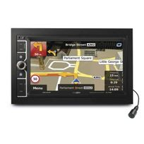 Caliber - Autoradio/VIDEO/GPS Rmn 801BT