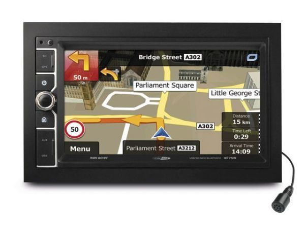 Caliber Autoradio/VIDEO/GPS Rmn 801BT