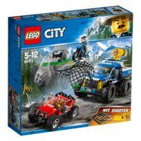 Lego - 60172-® City La course-poursuite en montagne