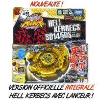 Beyblade - Figurine Metal Masters Standard Saison 2 Hades Kerbecs