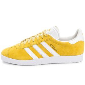 basket adidas homme jaune