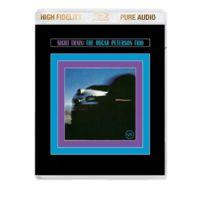 Verve - Oscar Peterson - Night train - Blu Ray Audio Blu-ray