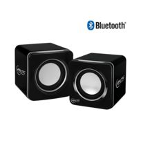 Arctic Cooling - Système Audio Complet 2.0 - Bluetooth - S111 Bt - Noir
