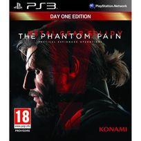 Konami - Metal Gear Solid V : The Phantom Pain Edition Day one Jeu Ps3