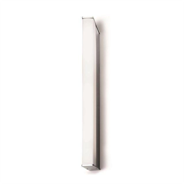 Leds C4 Applique 14W Toilet Q, aluminium et acrylique, 58 cm
