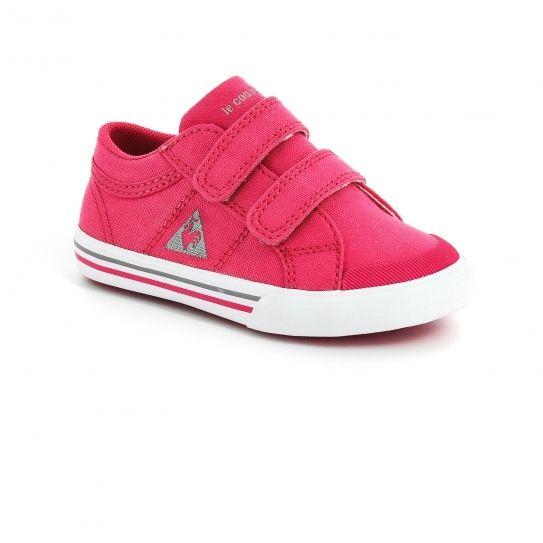 Le Coq Sportif - Chaussures Bébé Saint Gaetan Cvs Honeysuckle Rose - 21 - pas  cher Achat   Vente Chaussures, chaussons - RueDuCommerce 5f923f269c6f