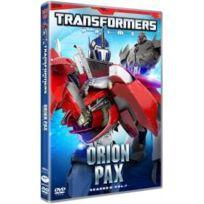 Primal Screen - Transformers Prime - Saison 2, Vol. 1 : Orion Pax