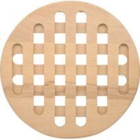 Fackelmann - Dessous de Plat Hêtre Diamètre: 18 cm
