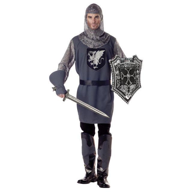 California Costume Déguisement de Chevalier VaillantXL