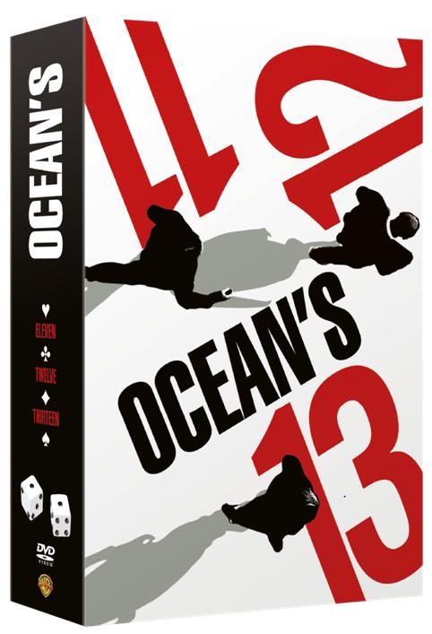 trilogie ocean's