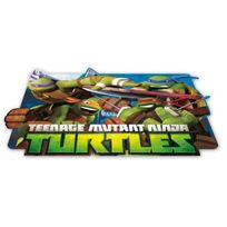 Tortues Ninja - Set de table lenticulaire
