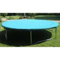 France Trampoline - Housse de protection extérieure pour trampoline 4m90