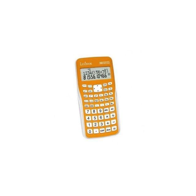 Lexibook Calculatrice Scientifique 240 Fonctions