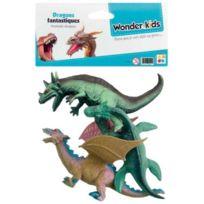 Wdk Partner - A1300472 - Figurine - 3 Dragons