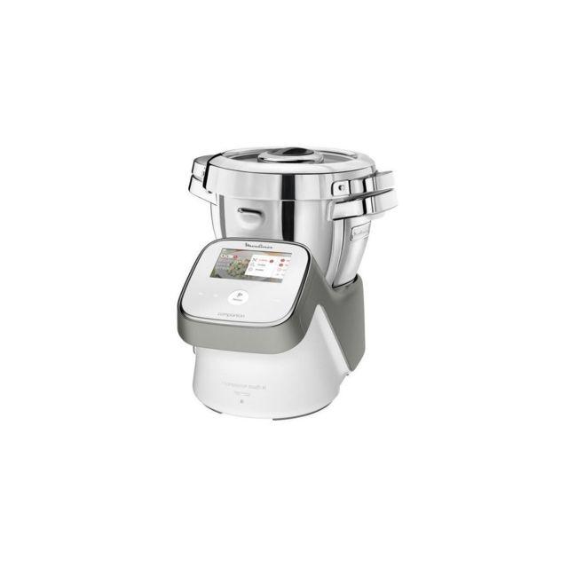 MOULINEX Robot Cuiseur Cuisine I Companion Xl Touch Decoupe Legumes - Hf936e00
