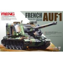 Men model - Meng 1/35 French 155MM Self-propelled Howitzer Auf1 Mg-ts-004 JAPAN Import