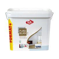 Oxi - Peinture monocouche mat - 5 L - blanc
