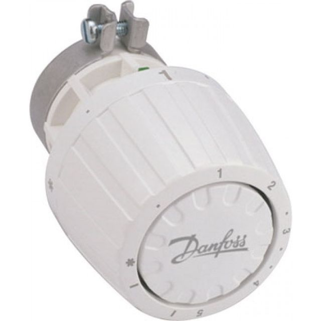 Danfoss Tete Thermostatique Bulbe A Gaz Ra Vl 2950 Pas Cher