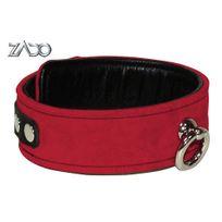 Zado Collection - Collier Bondage Rouge S/L