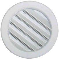 Dmo - Grille plastique universelle à encastrer Ø 125 mm