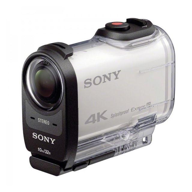 Sony Caméra d action sportive avec montre de pilotage Gps intégré  Fdr-x1000V pas cher - Achat   Vente Caméras Sportives - RueDuCommerce 5a18d17bc0b9