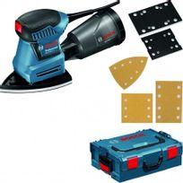 Bosch - Ponceuse vibrante Gss 160 Multi Professional 180W + L-boxx
