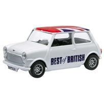 Corgi - Gs82298 Best Of British Union Jack Classic Mini 1: 36E ÉCHELLE