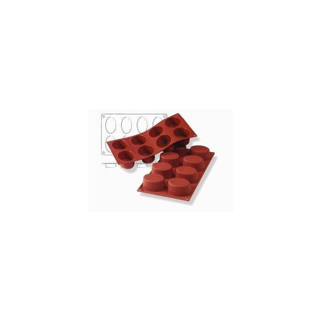 Ibili Plaque Silicone Chocolat Coeur