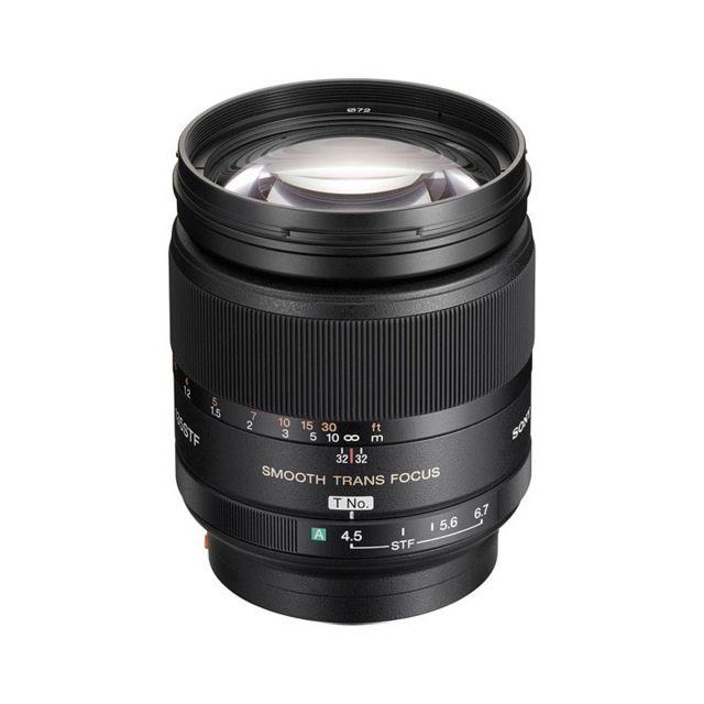Sony Objectif Sal 135 mm f/2.8 Stf Garanti 2 ans