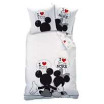 Housse De Couette Mickey Adulte Achat Housse De Couette Mickey
