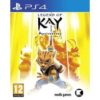 Just For Games - Legend of Kay Anniversary Hd