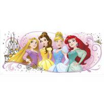 Roommates - Stickers Princesse Raiponce Belle Cendrillon Ariel Disney