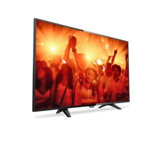 philips televiseurs led de 26 a 32 pouces 32 pht 4131 12 pas cher achat vente tv led de 32. Black Bedroom Furniture Sets. Home Design Ideas