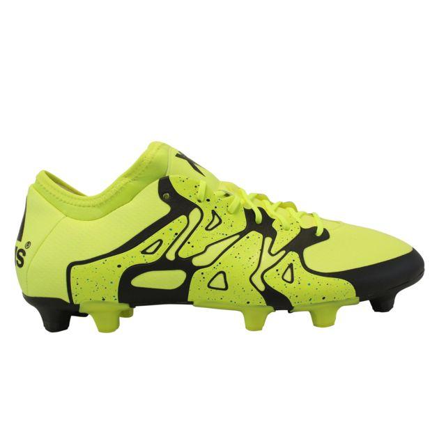 Adidas - X 15.1 Fg/AG Jaune