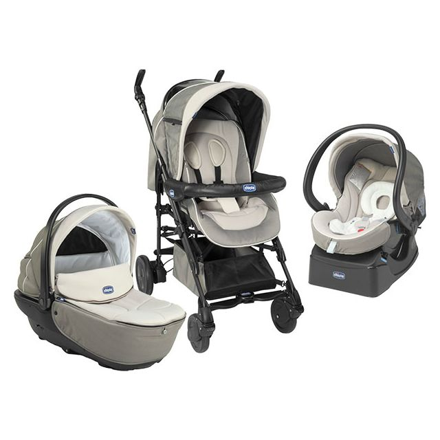 Trio Smart Chicco Living Poussette Chick To 6ttnxwqSO5