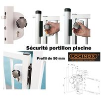 Serrure securite piscine achat serrure securite piscine for Norme securite piscine