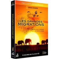One Plus One - Les Grandes Migrations - Coffret De 3 Dvd - Edition simple