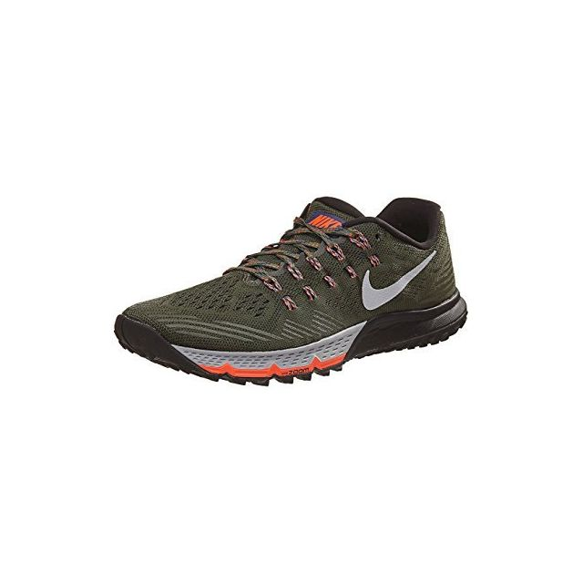 new product b9a47 43366 Nike - Air Zoom Terra Kiger 3 chaussure trail Vert - 42 1 2 - pas cher  Achat   Vente Chaussures trail - RueDuCommerce