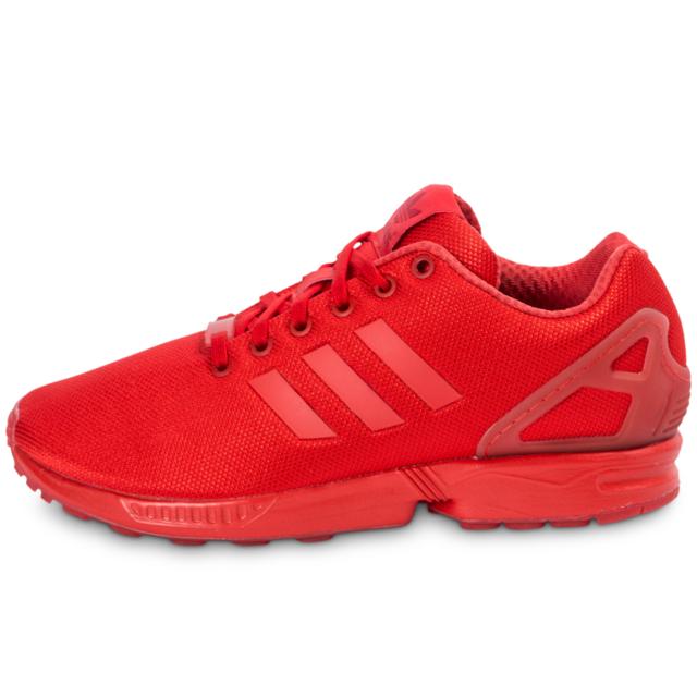 Adidas originals - Zx Flux Rouge - Baskets - pas cher Achat ...