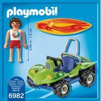 FAMILY FUN - Surfer et buggy