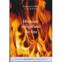 Feuilles - histoire religieuse du feu ; le peigne liturgique de Saint Loup