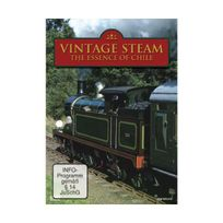 Fast - Vintage Steam - the Essence of Chile Import anglais