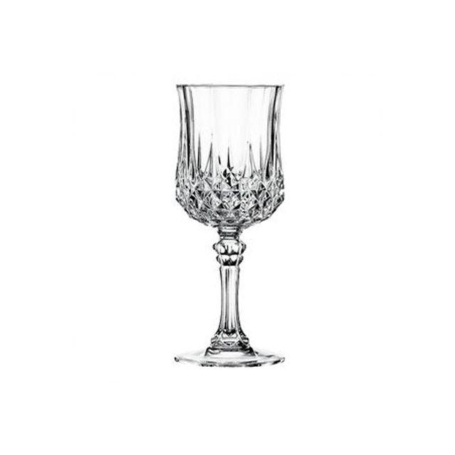 eclat verre eau 25cl lot de 6 longchamp transparent pas cher achat vente verre eau. Black Bedroom Furniture Sets. Home Design Ideas