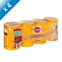 Pedigree - Mijotés en sauce et légumes pour chien 4 x 400g -4