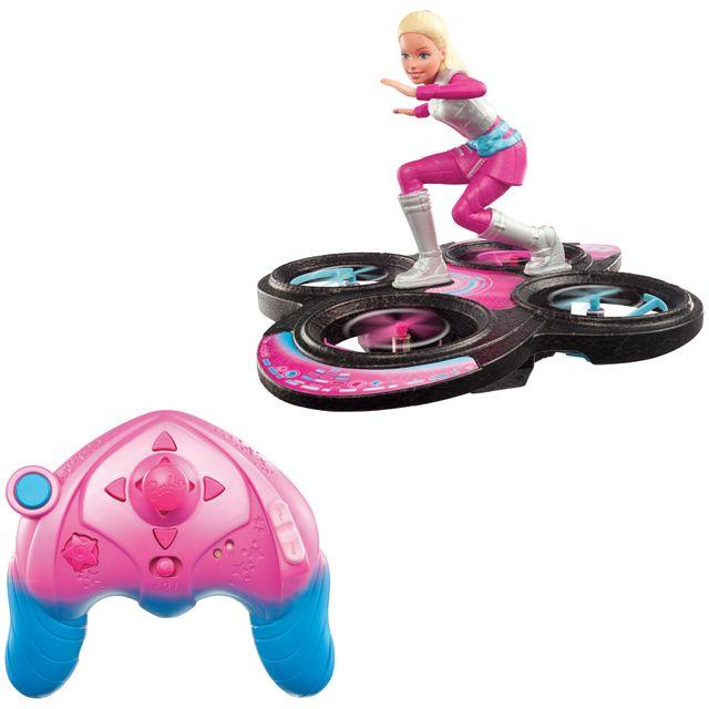 Barbie - Drone des étoiles radiocommandé- DLV45 - pas cher Achat   Vente  Poupées - RueDuCommerce 7e7f794219f
